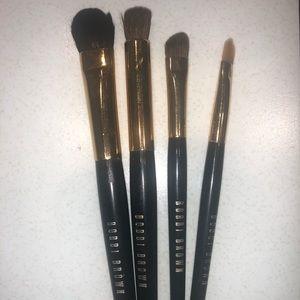 Bobbi Brown mini eyeshadow brush set
